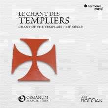 Le Chant des Templiers - Manuskript aus der Grabeskirche in Jerusalem, CD