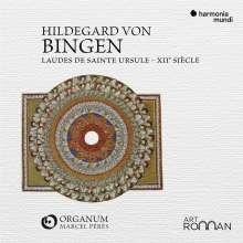Hildegard von Bingen (1098-1179): Laudes de Sainte Ursule, CD