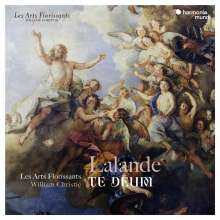 Michel Richard Delalande (1657-1726): Te Deum, CD