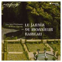 Le Jardin de Monsieur Rameau, CD