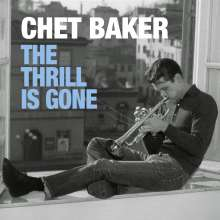 Chet Baker (1929-1988): The Thrill Is Gone (remastered), 2 LPs