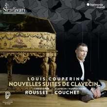 Louis Couperin (1626-1661): Cembalosuiten, 2 CDs