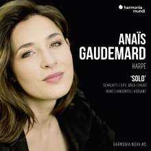 Anais Gaudemard - Solo, CD