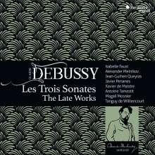 Claude Debussy (1862-1918): Die drei Sonaten - Das Spätwerk, CD