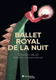 Ballet Royal De La Nuit, 4 CDs