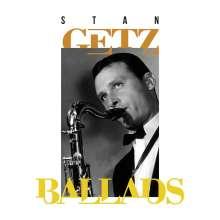 Stan Getz (1927-1991): Ballads, 4 CDs