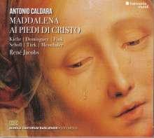 Antonio Caldara (1671-1736): Maddalena ai Piedi di Cristo, 2 CDs