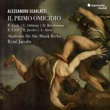 Alessandro Scarlatti (1660-1725): Cain (Il Primo Omicidio) (Oratorium), 2 CDs