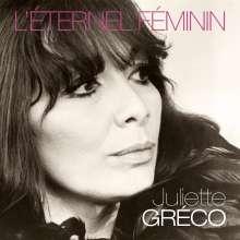 Juliette Gréco: L'Éternel Féminin, 2 LPs