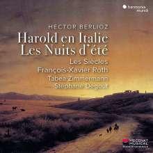 """Hector Berlioz (1803-1869): Symphonie """"Harold in Italien"""", CD"""