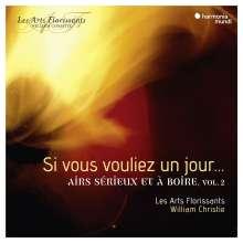 """Airs Serieux Et A Boire Vol.2 - """"Si vous vouliez un jour..."""", CD"""