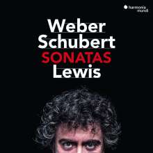 Paul Lewis - Weber / Schubert, CD
