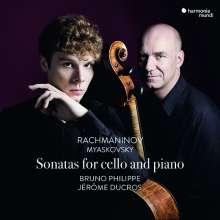 Bruno Philippe - Miaskowsky / Rachmaninoff, CD