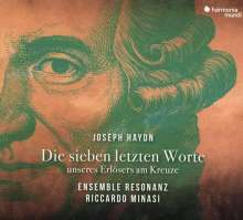 Joseph Haydn (1732-1809): Die sieben letzten Worte unseres Erlösers am Kreuze, CD