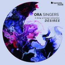 ORA Singers - Desires, CD