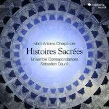 Marc-Antoine Charpentier (1643-1704): Histoires Sacrees, 2 CDs