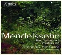 Felix Mendelssohn Bartholdy (1809-1847): Symphonie Nr.1, CD