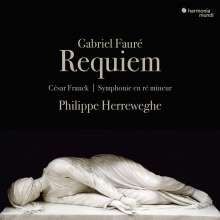 Gabriel Faure (1845-1924): Requiem op.48, CD
