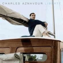 Charles Aznavour: Liberte, 2 LPs