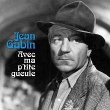 Jean Gabin: Avec Ma P'Tite Gueule, 2 LPs