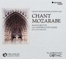 Chant Mozarabe, CD