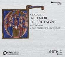 Das Graduale der Äbtissin Alienor de Bretagne, CD