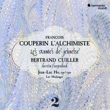 """Francois Couperin (1668-1733): Sämtliche Cembalowerke Vol.2 - """"Les Annees de Jeunesse"""", 3 CDs"""
