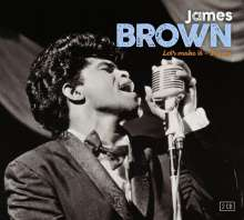 James Brown: Let's Make It-Try Me, 2 CDs