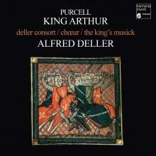 Henry Purcell (1659-1695): King Arthur (180g), 2 LPs