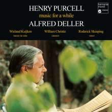Henry Purcell (1659-1695): Music for a While (180g), LP