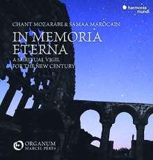 "Chant Mozarabe latin et Samaa marocain - ""In Memoria Eterna"", CD"