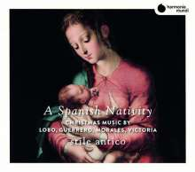 Stile Antico - A Spanish Nativity, CD