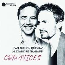 Jean-Guihen Queyras & Alexandre Tharaud - Complices, CD