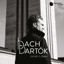 Julien Libeer - Bach / Bartok, CD