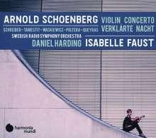 Arnold Schönberg (1874-1951): Violinkonzert op.36, CD