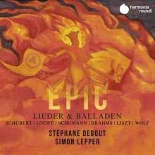 Stephane Degout - Epic, CD
