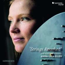 Strings Attached - The Voice of Kannel, CD