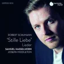 """Robert Schumann (1810-1856): Lieder - """"Stille Liebe"""", CD"""