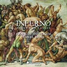 "Orlando di Lasso (Lassus) (1532-1594): Geistliche Chorwerke ""Inferno"", CD"