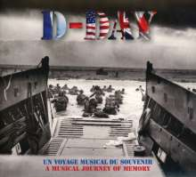 Filmmusik: D-Day: A Musical Journey Of Memory, 2 CDs