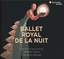 Ballet Royal De La Nuit, 3 CDs und 1 DVD