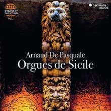 Orgues du Monde Vol.1 - Orgues de Sicile, CD