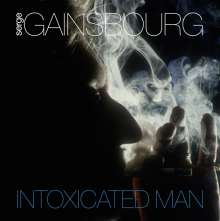"""Serge Gainsbourg (1928-1991): Intoxicated Man (Limited Deluxe Edition), 3 LPs und 1 Single 12"""""""