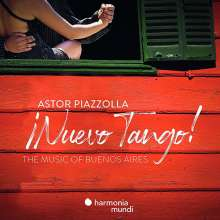 Astor Piazzolla (1921-1992): Il Nuevo Tango - The Music of Buenos Aires, 3 CDs