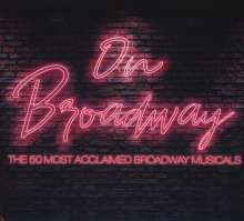 Musical: On Broadway: The Golden Age 1943 - 1962 (Original Cast Recordings), 5 CDs