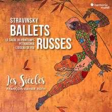 Igor Strawinsky (1882-1971): Ballette, 2 CDs
