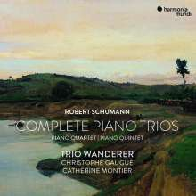 Robert Schumann (1810-1856): Klaviertrios Nr. 1-3, 3 CDs