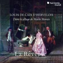 Louis de Caix de Hervelois (1690-1760): Pieces de Viole, CD