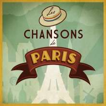Les Chansons De Paris (Box), 12 CDs
