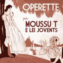 Moussu T E Lei Jovents: Operette, CD